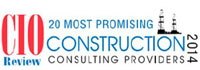 20 Most Promising Construction Consulting Providers - 2014